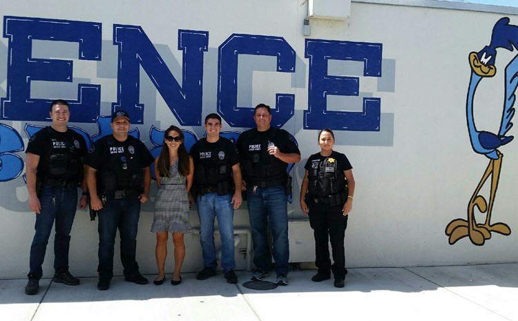 OC GRIP Program Promotes Campus Safety and Brings Resources to Students - article thumnail image