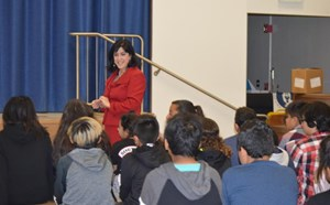 Superintendent Gabriela Mafi Presents GGUSD's Exciting Mentoring Program - article thumnail image