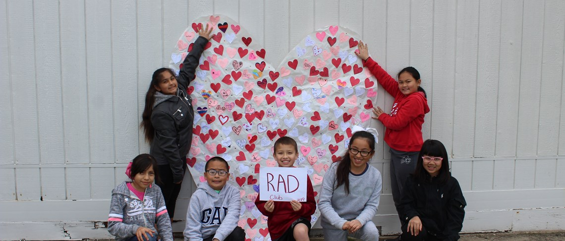 "RAD Club 2019 - ""Roadrunners Are Doers"""